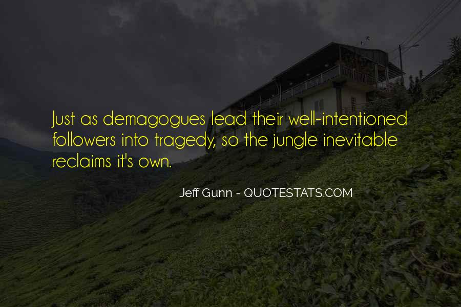 Quotes About Jonestown #570898