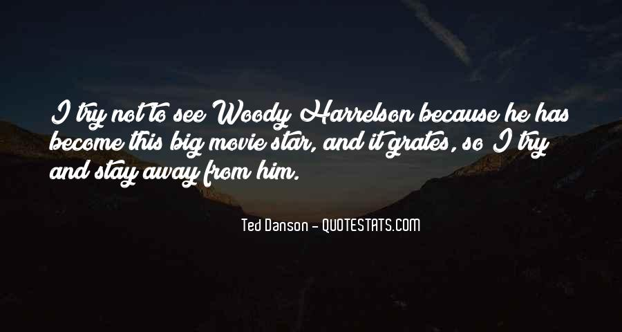 Woody Harrelson Movie Quotes #1153899