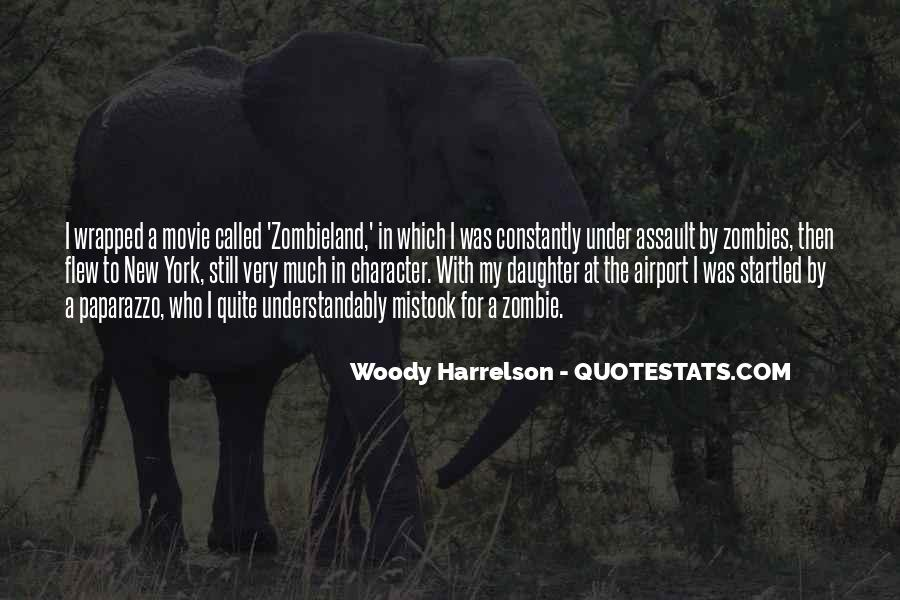 Woody Harrelson Movie Quotes #420663
