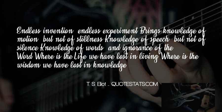 Word Of Wisdom Life Quotes #218691