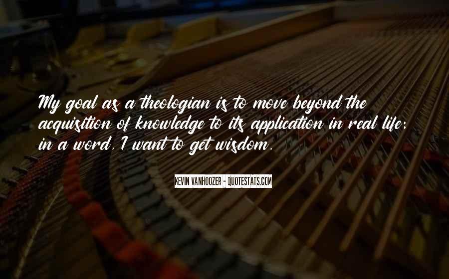 Word Of Wisdom Life Quotes #33835