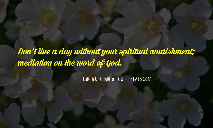 Word Of Wisdom Life Quotes #445418