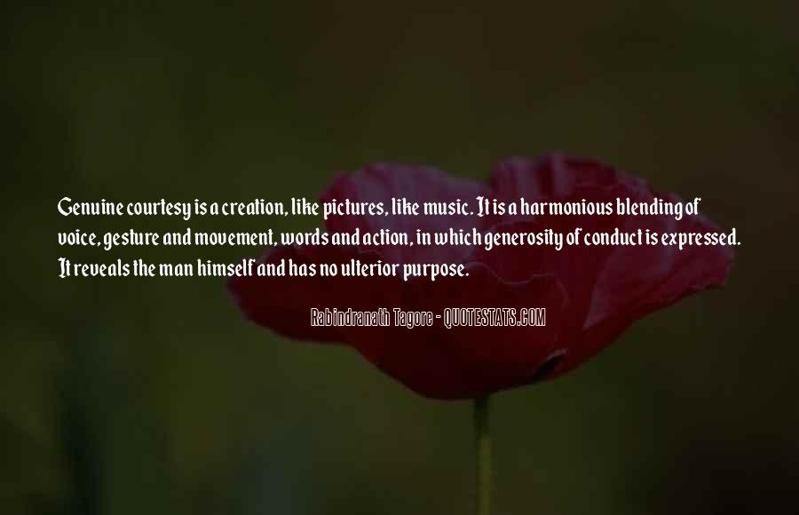Words In Action Quotes #1139418