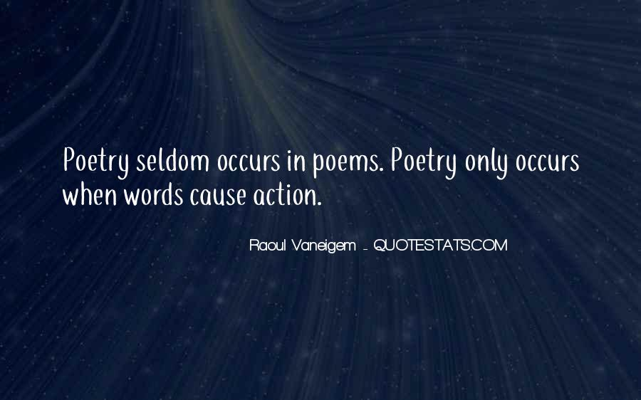 Words In Action Quotes #15206