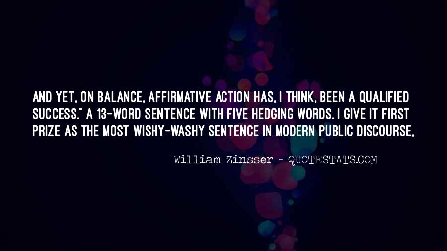 Words In Action Quotes #1598668