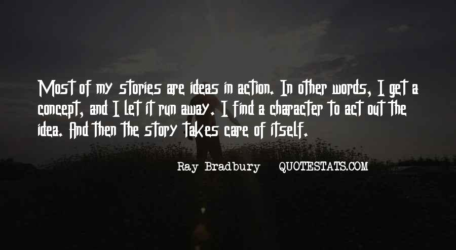Words In Action Quotes #175548