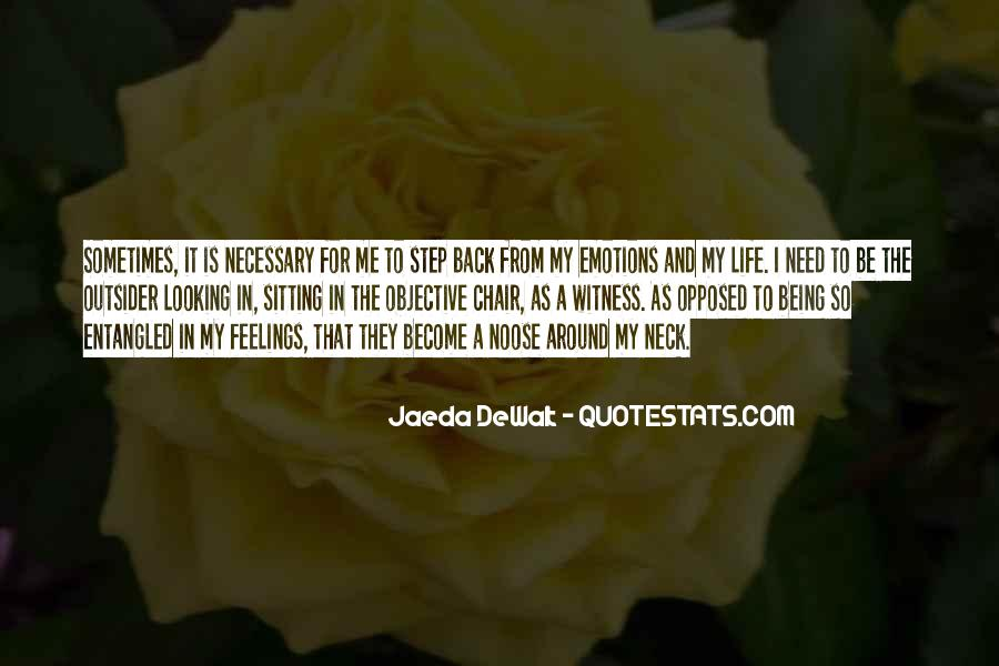 Words Of Feelings And Emotions Quotes #1603213