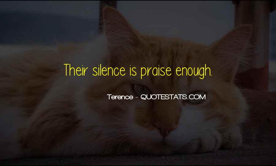 Words Speak Volumes Quotes #307579
