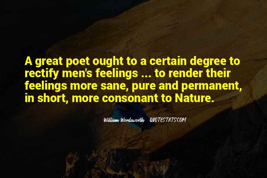 Wordsworth's Quotes #100378