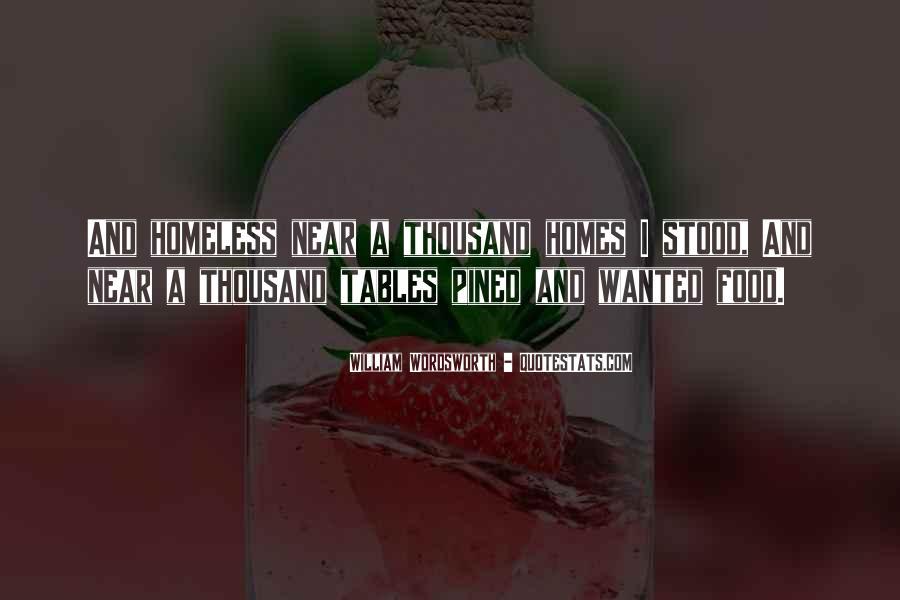 Wordsworth's Quotes #107065