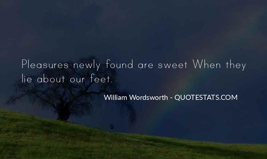 Wordsworth's Quotes #109443