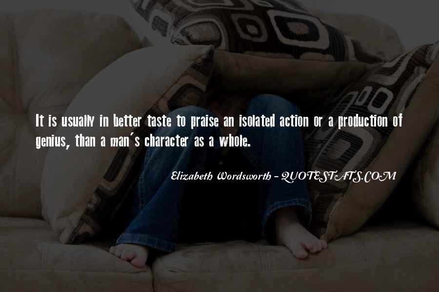 Wordsworth's Quotes #1121245