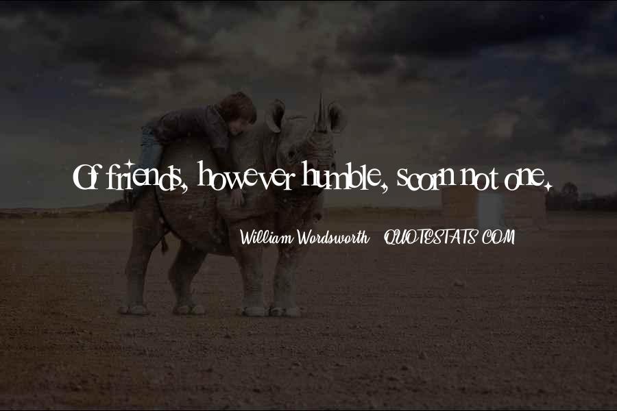 Wordsworth's Quotes #112829