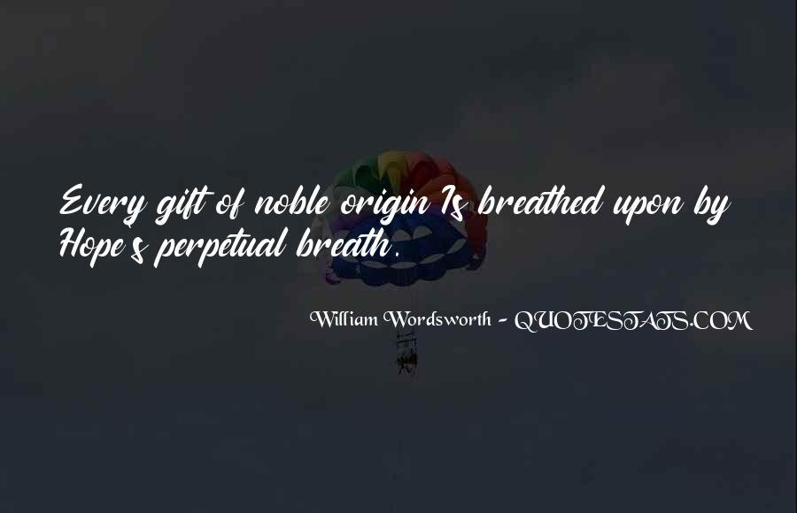 Wordsworth's Quotes #1172225