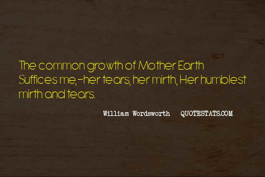 Wordsworth's Quotes #11836