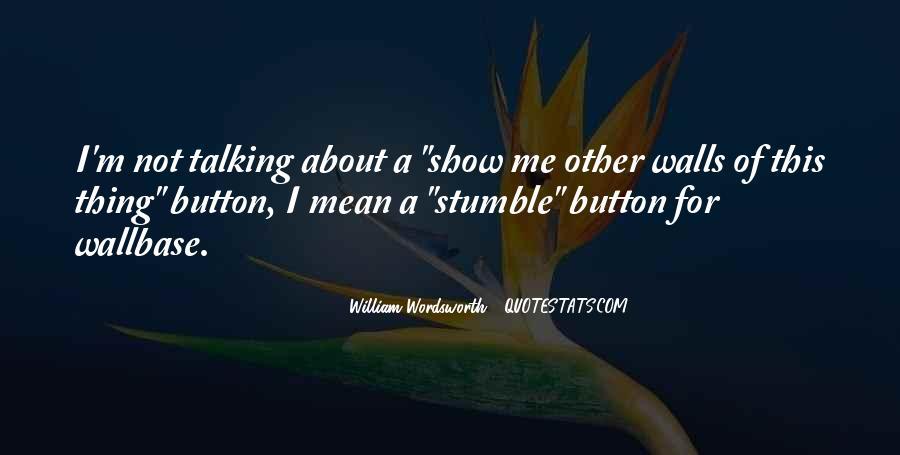 Wordsworth's Quotes #122797