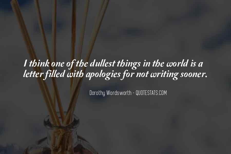 Wordsworth's Quotes #124151