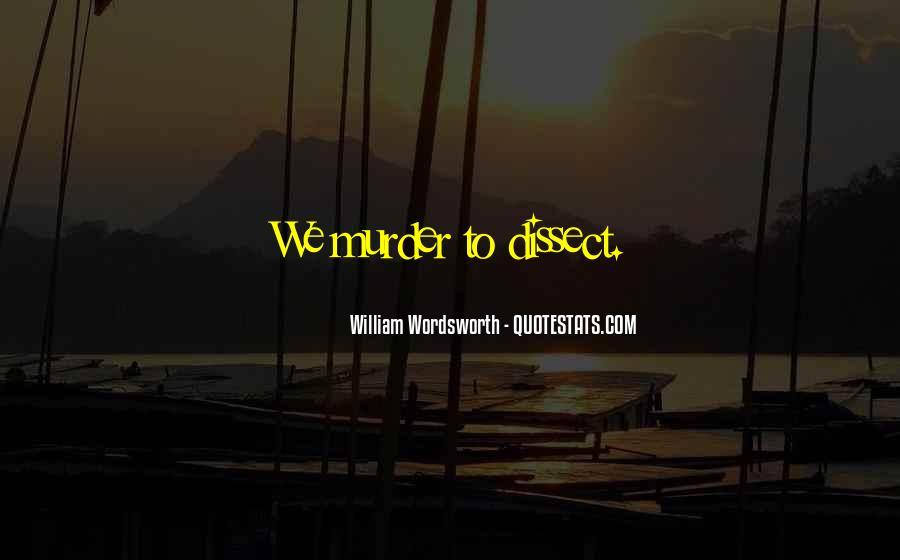 Wordsworth's Quotes #128502