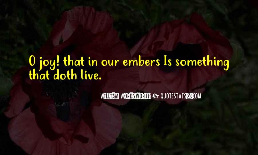 Wordsworth's Quotes #130918