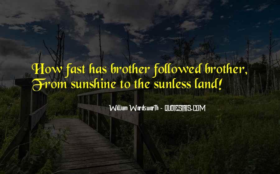 Wordsworth's Quotes #141846