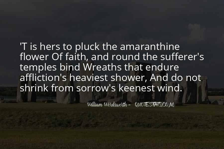 Wordsworth's Quotes #1481757