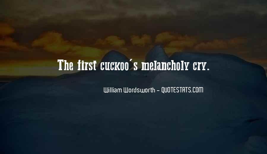 Wordsworth's Quotes #1511137