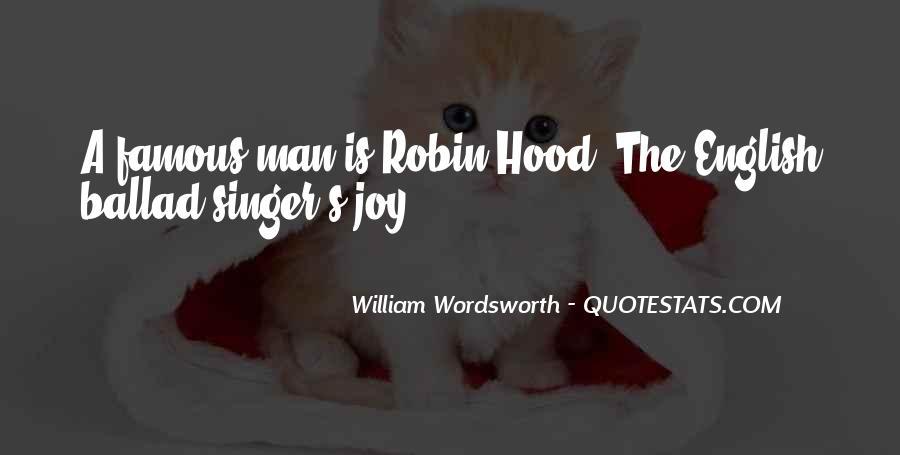 Wordsworth's Quotes #1577021