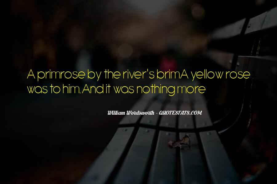 Wordsworth's Quotes #1600498