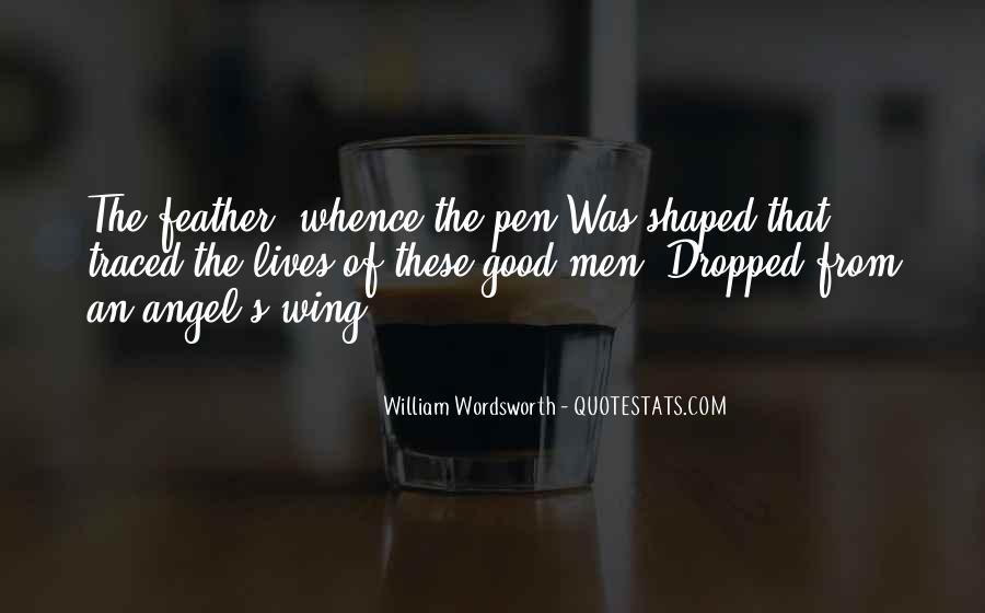 Wordsworth's Quotes #1626583