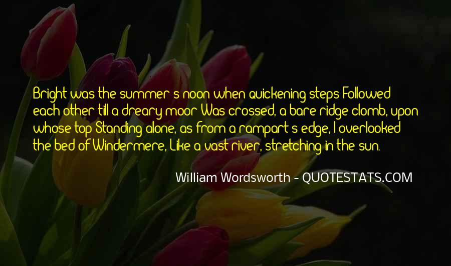 Wordsworth's Quotes #1706200