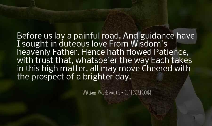 Wordsworth's Quotes #1754917