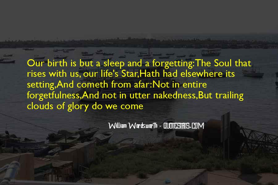 Wordsworth's Quotes #1776014