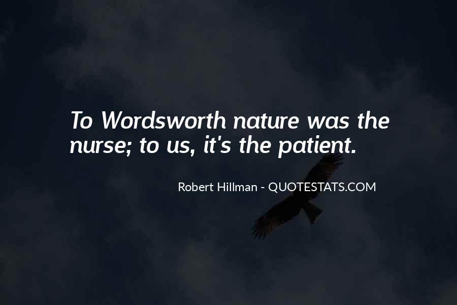 Wordsworth's Quotes #1788407