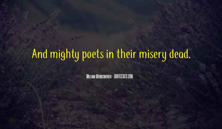 Wordsworth's Quotes #26458