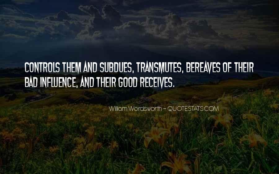Wordsworth's Quotes #31857