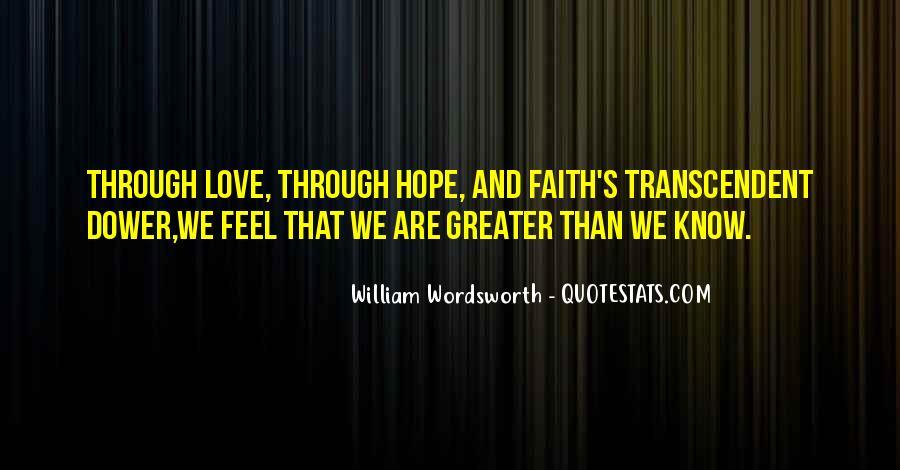 Wordsworth's Quotes #336746