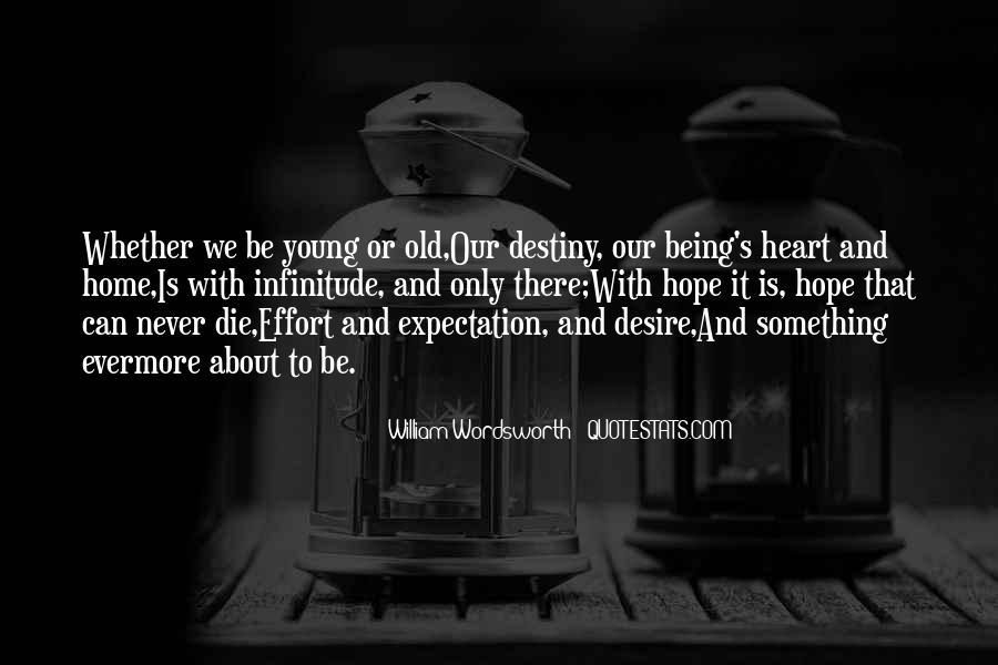 Wordsworth's Quotes #369275
