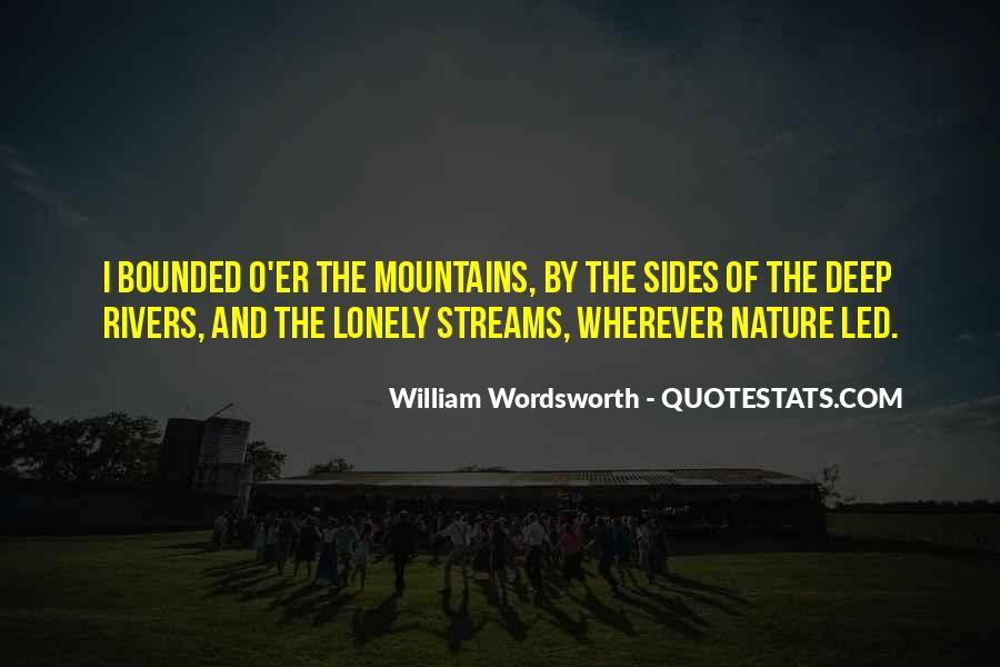 Wordsworth's Quotes #53220