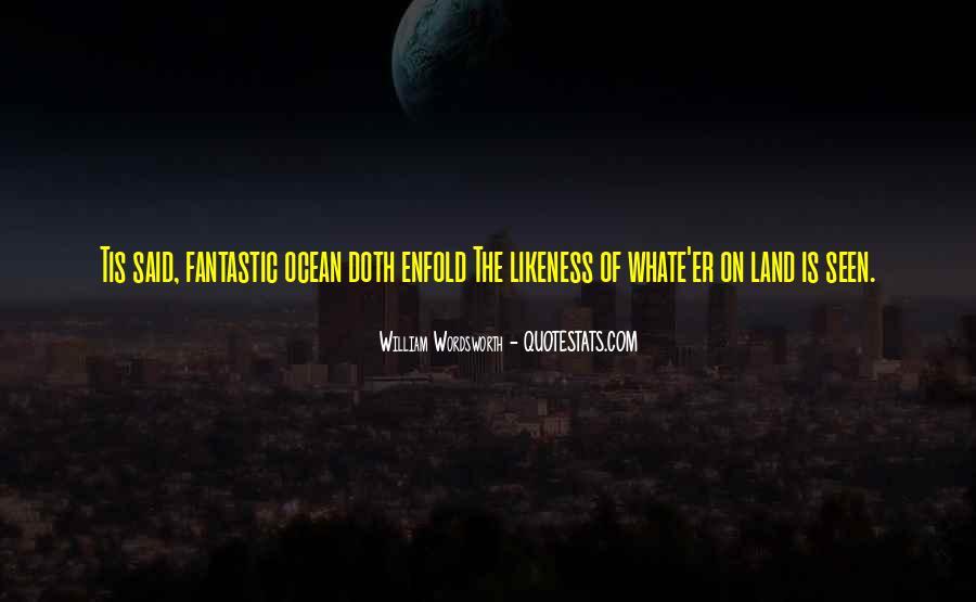Wordsworth's Quotes #55304