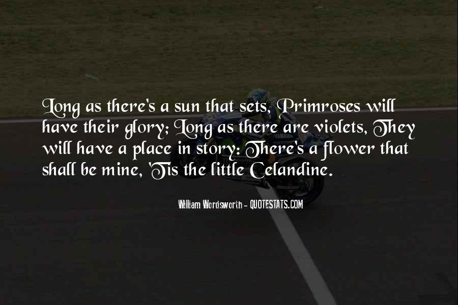 Wordsworth's Quotes #55639