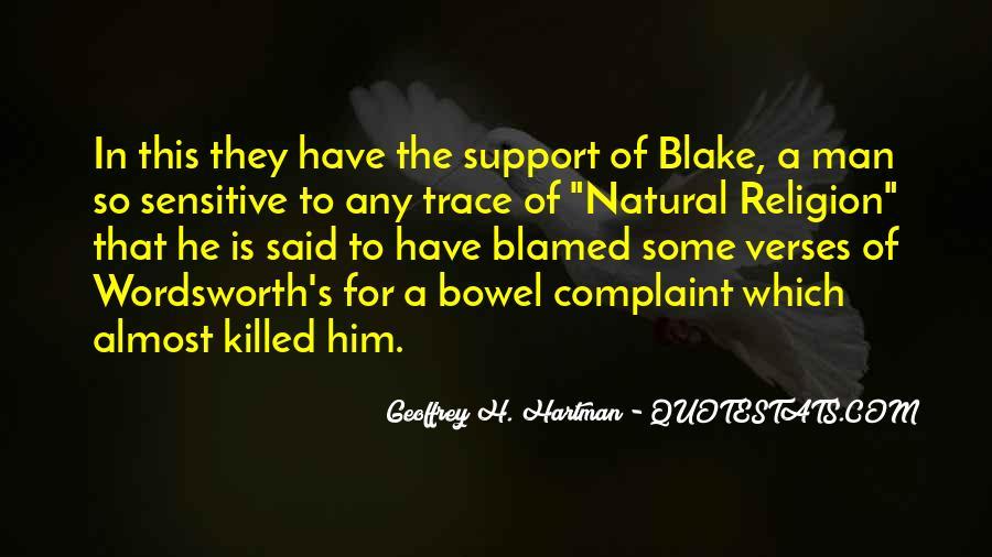 Wordsworth's Quotes #581204