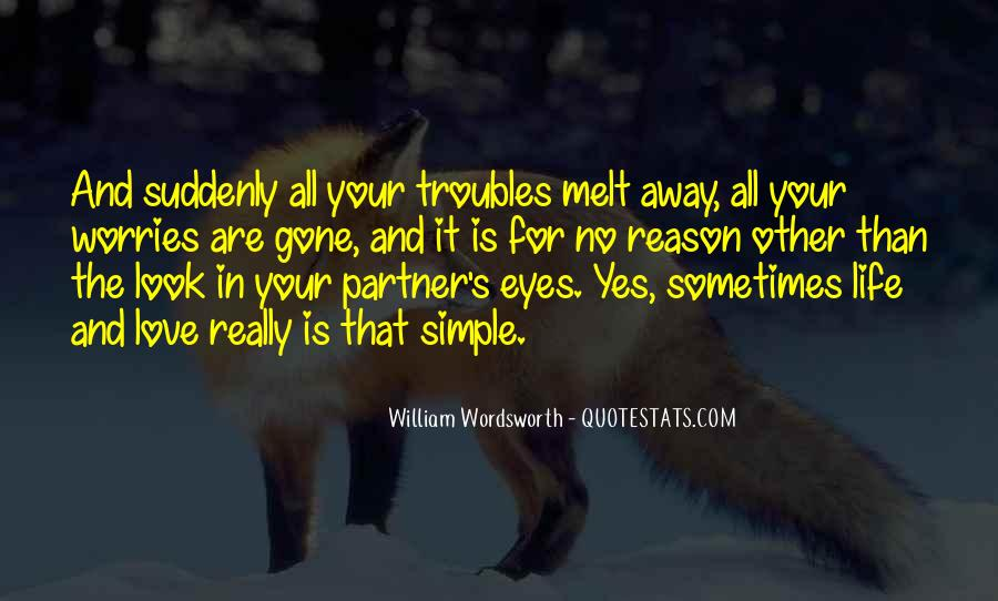 Wordsworth's Quotes #581380