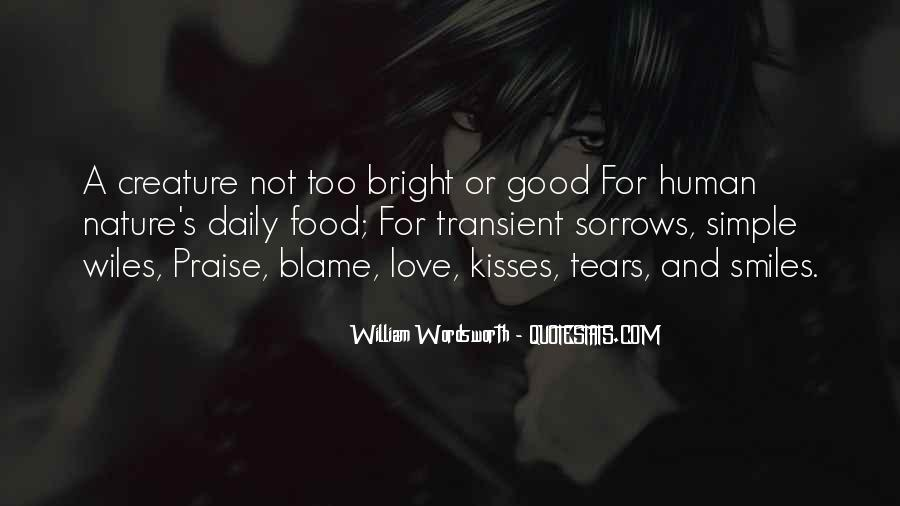Wordsworth's Quotes #600173