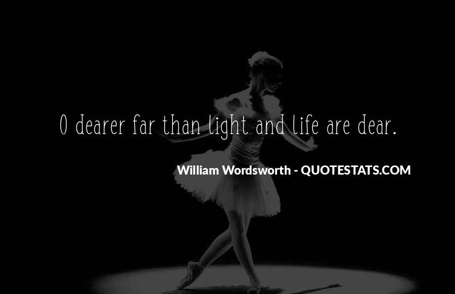 Wordsworth's Quotes #6015