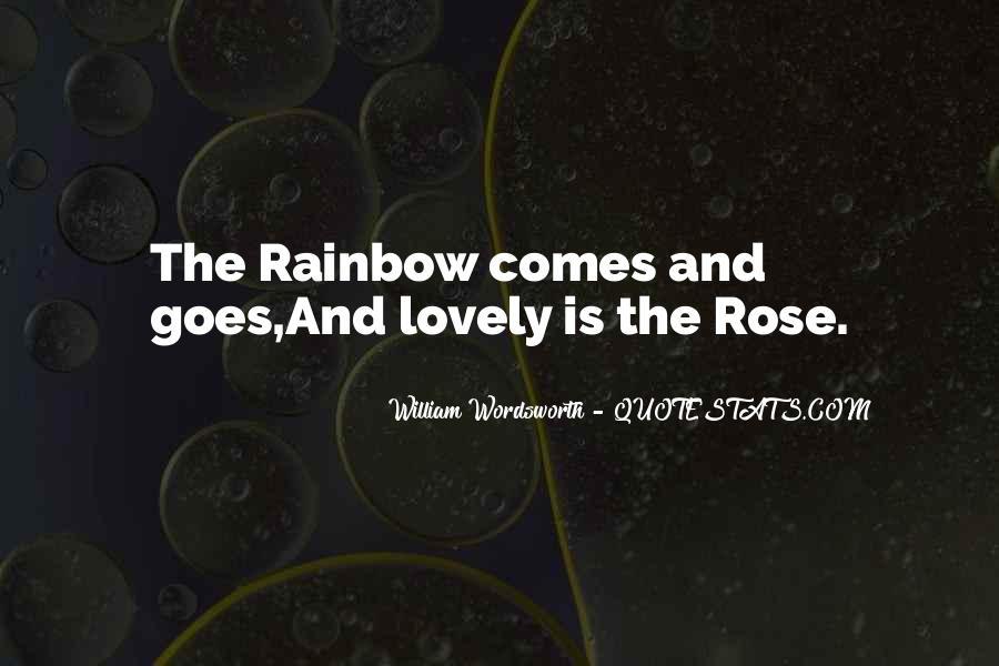Wordsworth's Quotes #63991