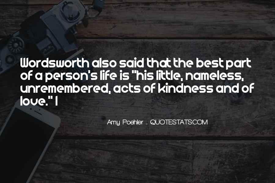 Wordsworth's Quotes #798773