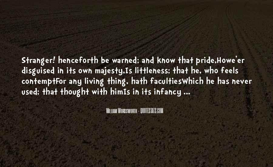 Wordsworth's Quotes #8739