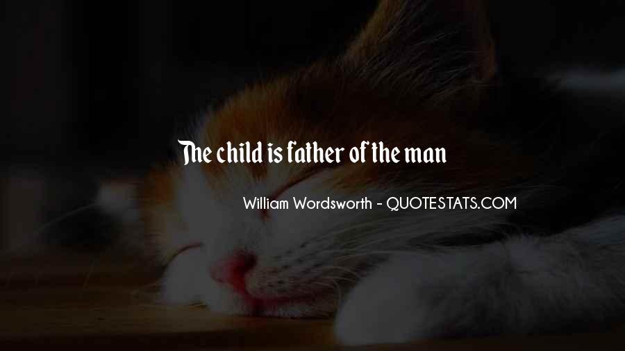 Wordsworth's Quotes #88877