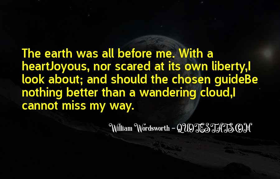 Wordsworth's Quotes #91716
