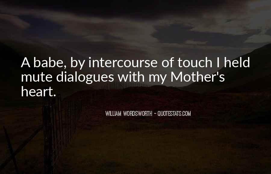 Wordsworth's Quotes #978643